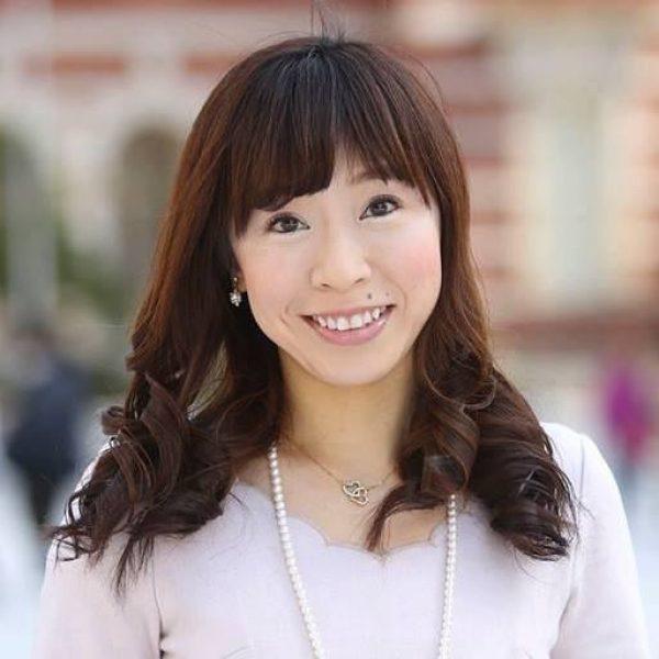 若林圭子さん 写真